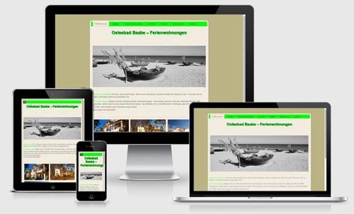 Webdesign Ferienwohnung - ein Angebot von cn-homepageservice.de